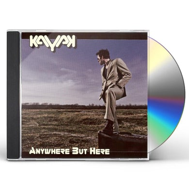 Kayak ANYWHERE BUT HERE CD