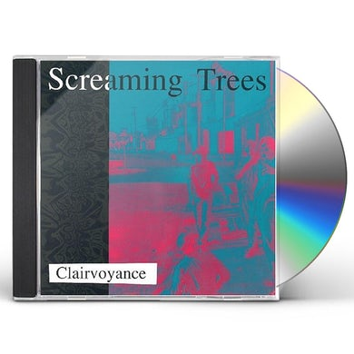 Screaming Trees CLAIRVOYANCE CD