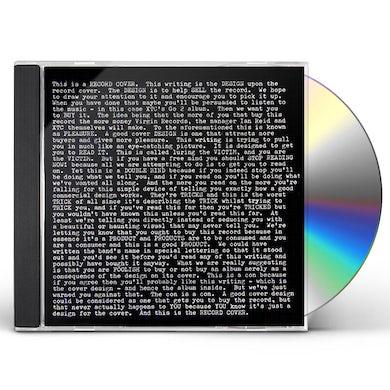 XTC GO 2 CD