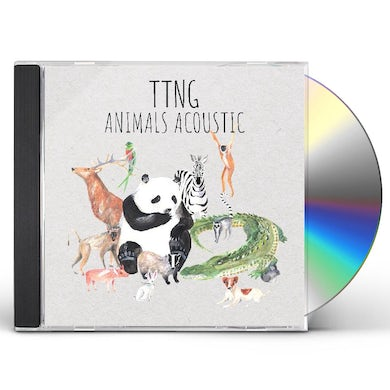 Ttng ANIMALS ACOUSTIC CD