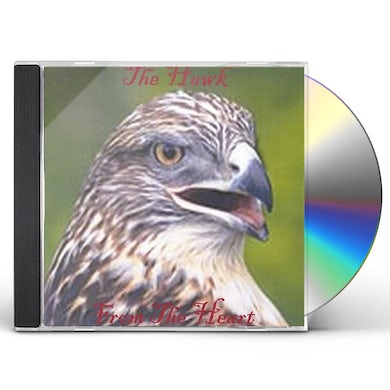 Hawk FROM THE HEART CD