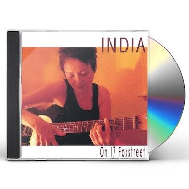 India ON 17 FOXSTREET CD