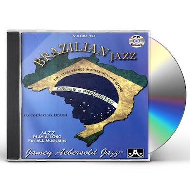 Jamey Aebersold BRAZILIAN JAZZ CD