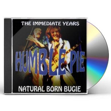 Humble Pie NATURAL BORN BUGIE CD