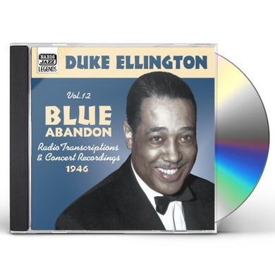 Duke Ellington BLUE ABANDON CD