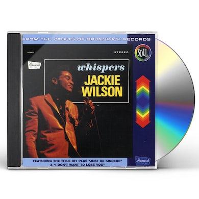 Jackie Wilson WHISPERS CD