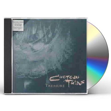 Cocteau Twins TREASURE CD