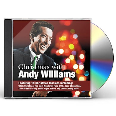 CHRISTMAS WITH ANDY WILLIAMS CD