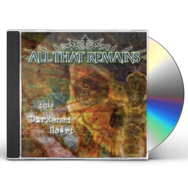 All That Remains THIS DARKENED HEART CD