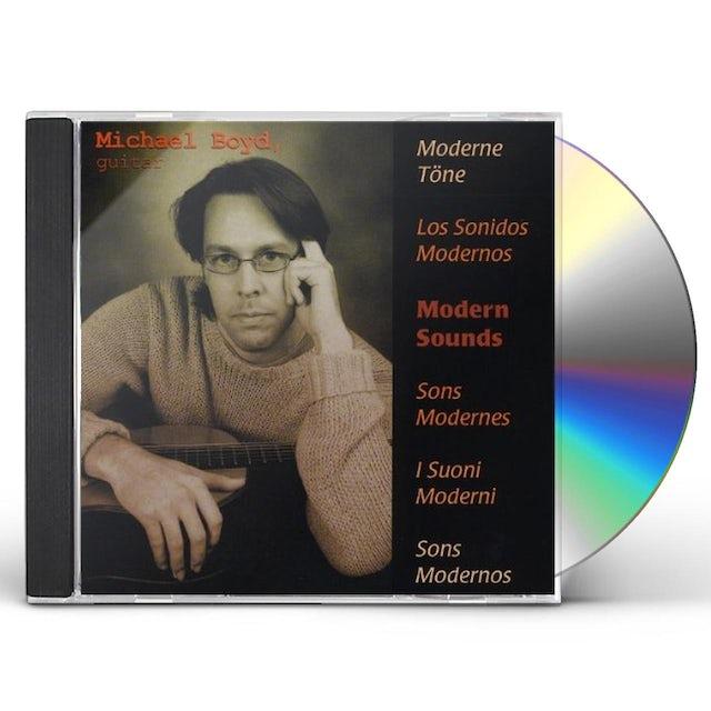 Michael Boyd MODERN SOUNDS CD