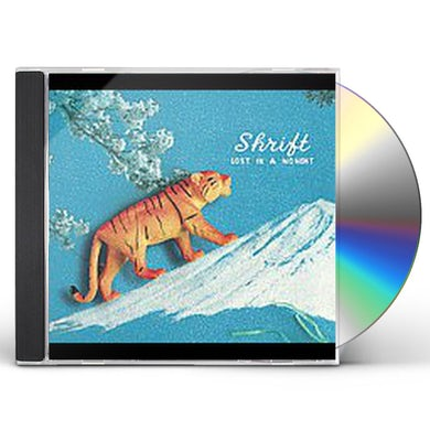 Shrift LOST IN A MOMENT CD