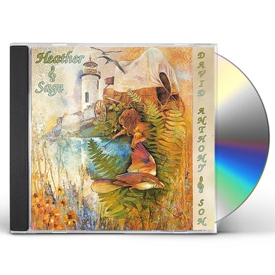 David Anthony HEATHER & SAGE CD