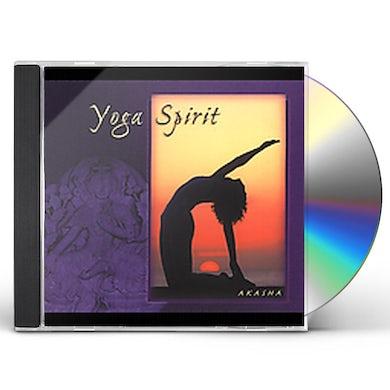 Akasha YOGA SPIRIT CD