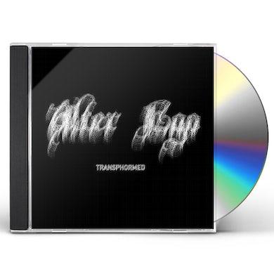 Alter Ego  TRANSPHORMED CD