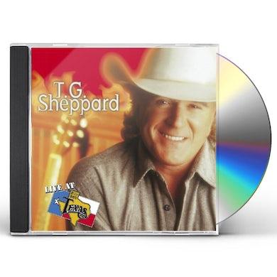 T.G. Sheppard LIVE AT BILLY BOB'S TEXAS CD