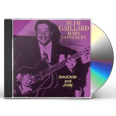 Slim Gaillard SHUCKIN' & JIVIN CD