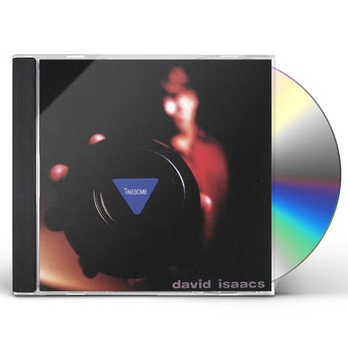 David Isaacs TIMEBOMB CD