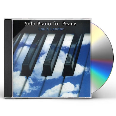 SOLO PIANO FOR PEACE CD