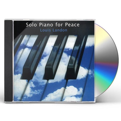 Louis Landon SOLO PIANO FOR PEACE CD