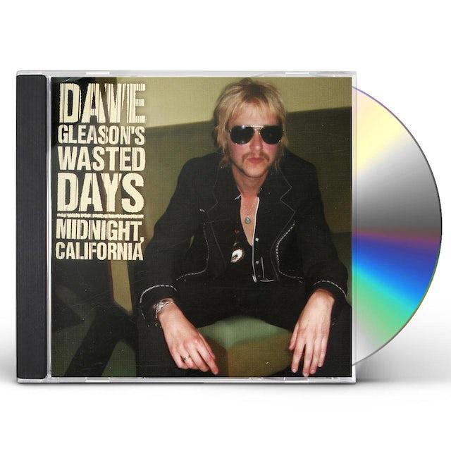 Dave Gleason MIDNIGHT CALIFORNIA CD