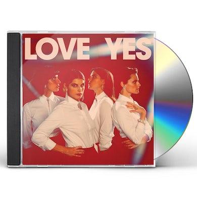 Teen LOVE YES CD