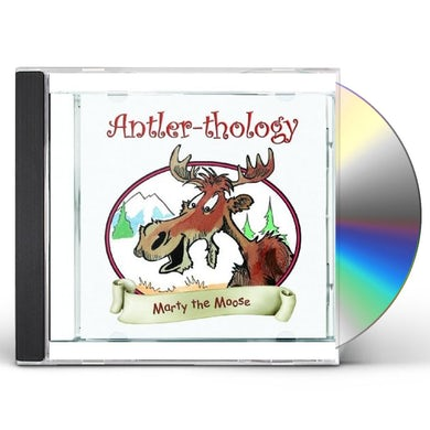 Brent Holmes ANTLER-THOLOGY CD