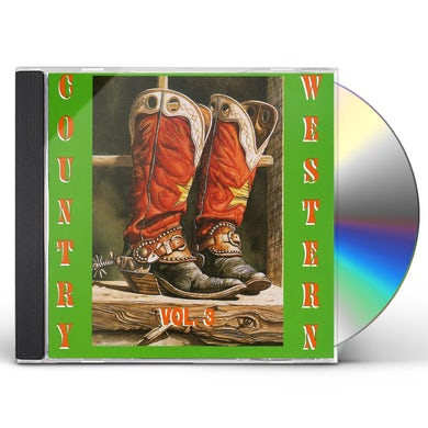 Country & Western VOLUME 3 CD