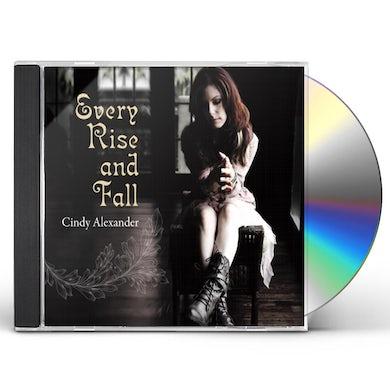 Cindy Alexander EVERY RISE & FALL CD
