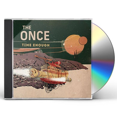 Once TIME ENOUGH CD