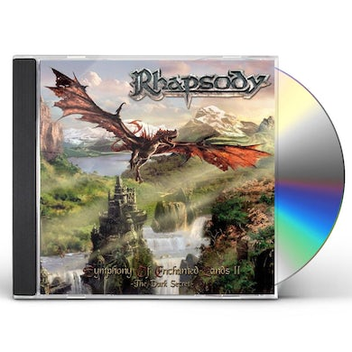 Rhapsody SYMPHONY OF ENCHANTED LANDS II CD