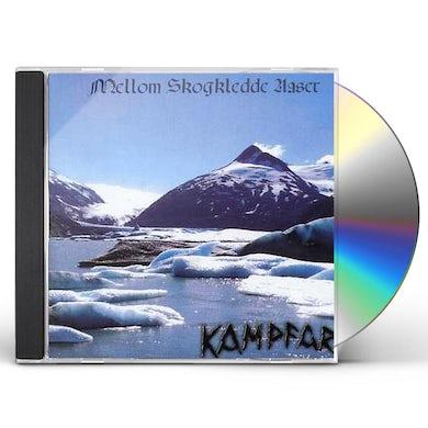 Kampfar MELLOM SKOGKLEDDE AASER CD