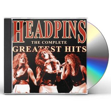Headpins GREATEST HITS CD