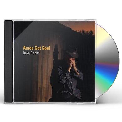 Dave Plaehn AMOS GOT SOUL CD