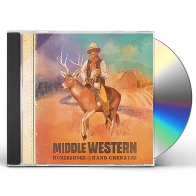 Horseshoes & Hand Grenades MIDDLE WESTERN CD