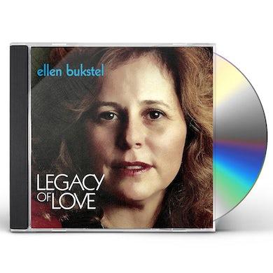 Ellen Bukstel LEGACY OF LOVE CD