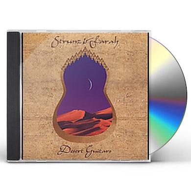 Strunz & Farah DESERT GUITARS CD