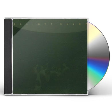 Elliott Sharp SUSPENSION OF DISBELIEF CD