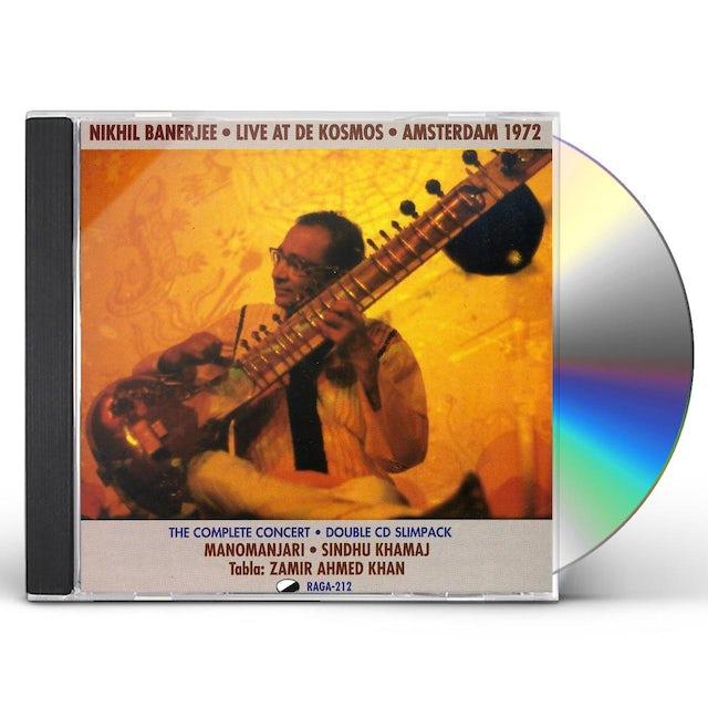 Nikhil Banerjee MANOMANJARI SINDHU KHAMAJ 1972 CD