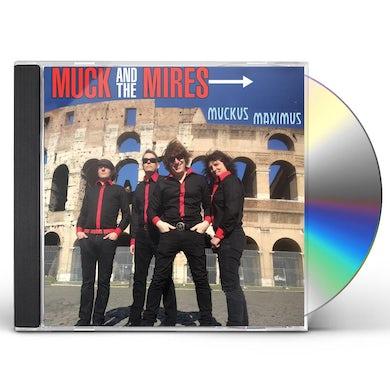 Muck & The Mires MUCKUS MAXIMUS CD