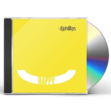 djphillips HAPPY CD