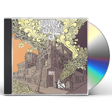 Down Lo & Deploi IN OUR WORLD CD