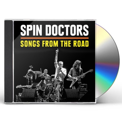 Spin Doctors SONGS FROM THE ROAD CD