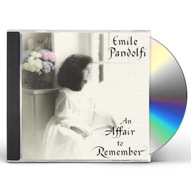 Emile Pandolfi AN AFFAIR TO REMEMBER CD