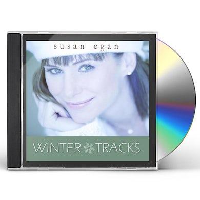 Susan Egan WINTER TRACKS CD