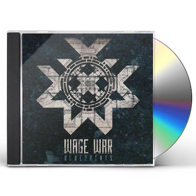 Wage War BLUEPRINTS CD
