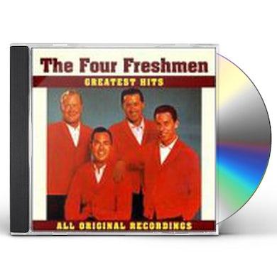 Four Freshmen GREATEST HITS CD