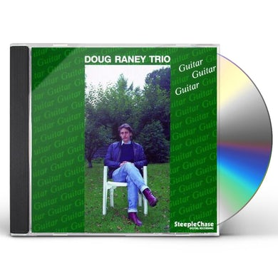 Doug Raney GUITAR GUITAR GUITAR CD
