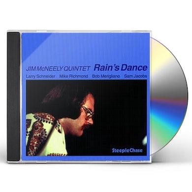 Jim Mcneely RAIN'S DANCE CD