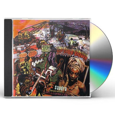Fela Kuti UPSIDE DOWN & MUSIC OF MANY COLOURS CD