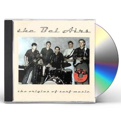 Belairs ORIGINS OF SURF MUSIC CD